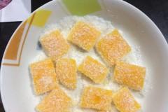 牛奶棉花糖