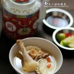 海南椰青水煲文昌鸡