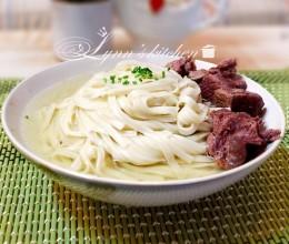 牛肉清汤面