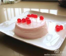 QQ糖酸奶布丁