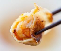 煎饺子(速冻饺)