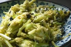 韭黄螺丝肉炒蛋