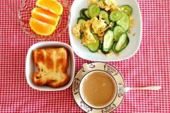 十分钟早餐 breakfast at Shirky's