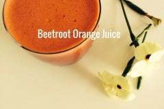 Beetroot甜菜根橙汁