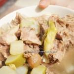 柴火羊排汤