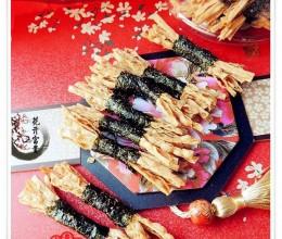 香烤海苔鳕鱼丝