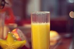 杨桃甜橙汁