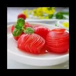 梅汁樱桃萝卜