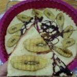 香蕉小薄饼