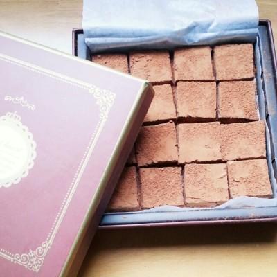 生巧克力(简单到爆!)