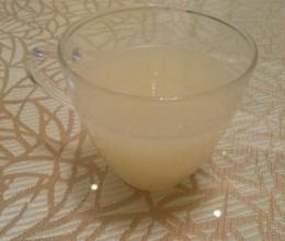 柠檬汁,简单版