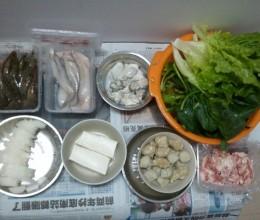 粤东式海鲜火锅