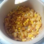 一电饭煲的土豆饭