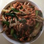 小魚炒小蝦