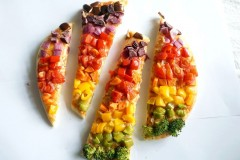 彩虹pizza