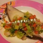 狗狗鲜食之蔬菜鳕鱼排