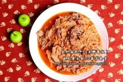 金针菇肥牛(豆瓣酱版)