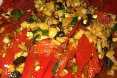 蒜蓉红辣椒