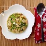 XO酱蔬菜热拌饭(快手菜)