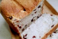 蔓越莓蜂蜜吐司  面包机版
