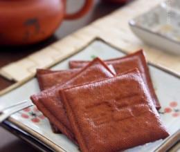自制五香茶干