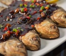 香煎/干烧华子鱼