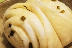 椒盐葱花卷