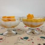 没有吉利丁也能做芒果果冻杯