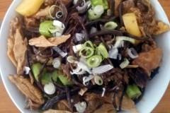 茶树菇笋干顿母鸡