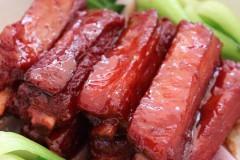 紅麴南乳燒豬肋排