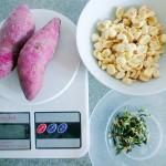 健康美味的紫薯莲蓉~