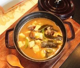 简单做日料--味增汤