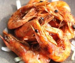 过节宴客菜--椒盐大虾