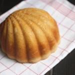 令人着迷的面包——桂花酒酿贝壳包