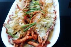 蒜蓉大龙虾
