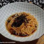 葱油拌面---素净上海老味道