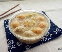 粉丝丸子汤