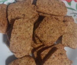 红枣粉饼干