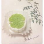 白蓮蔓越莓冰皮月餅