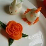 胡萝卜花-摆盘装饰