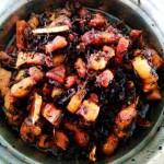 香味四溢的梅干菜扣肉