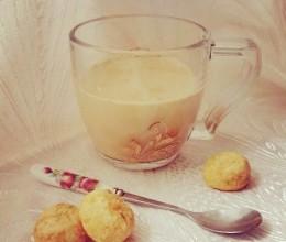 红豆薏米牛奶饮