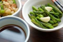 生醃鹹鮮蘆筍