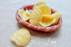 糯米粉手工之 薯片
