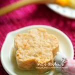 7个月宝宝辅食食谱-香甜鳕鱼泥