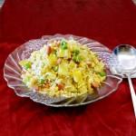 菠蘿蜜怎么吃-菠蘿蜜餐肉蛋炒飯