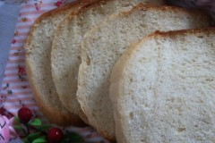 面包机版本得老面白吐司