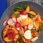 水蜜桃沙拉 - 時令蔬果沙拉