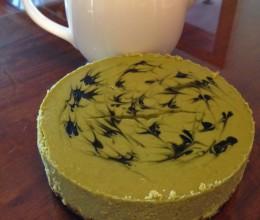 抹茶芝士蛋糕
