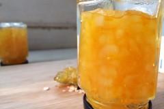丰水梨脐橙果酱